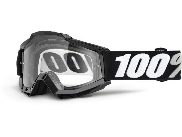 100% Accuri OTG Anti Fog Clear Goggles, tornado